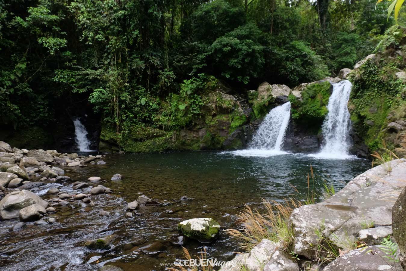 Catarata Río Perla - Qué Buen Lugar