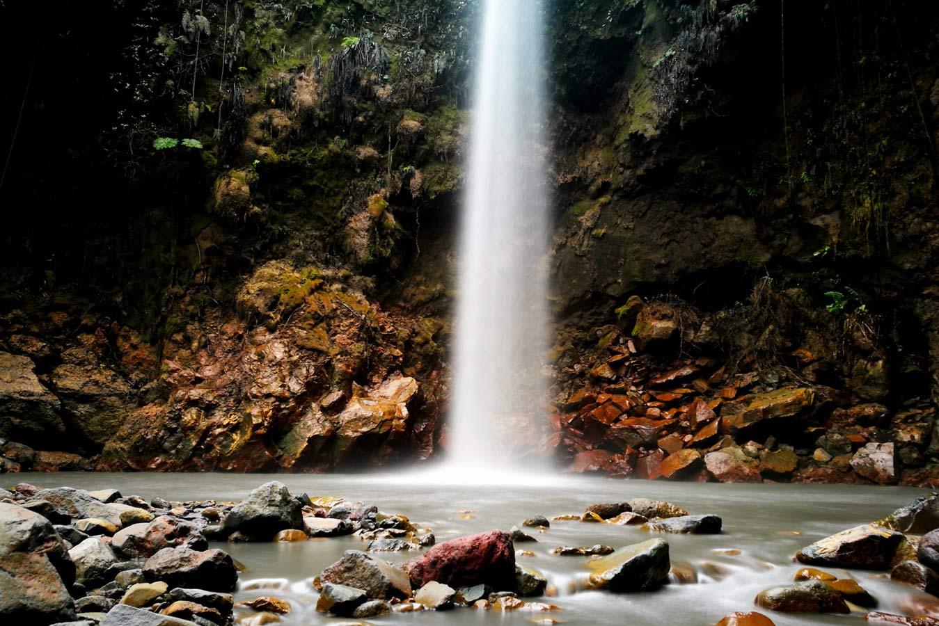 Catarata Caída del Cielo - Qué Buen Lugar