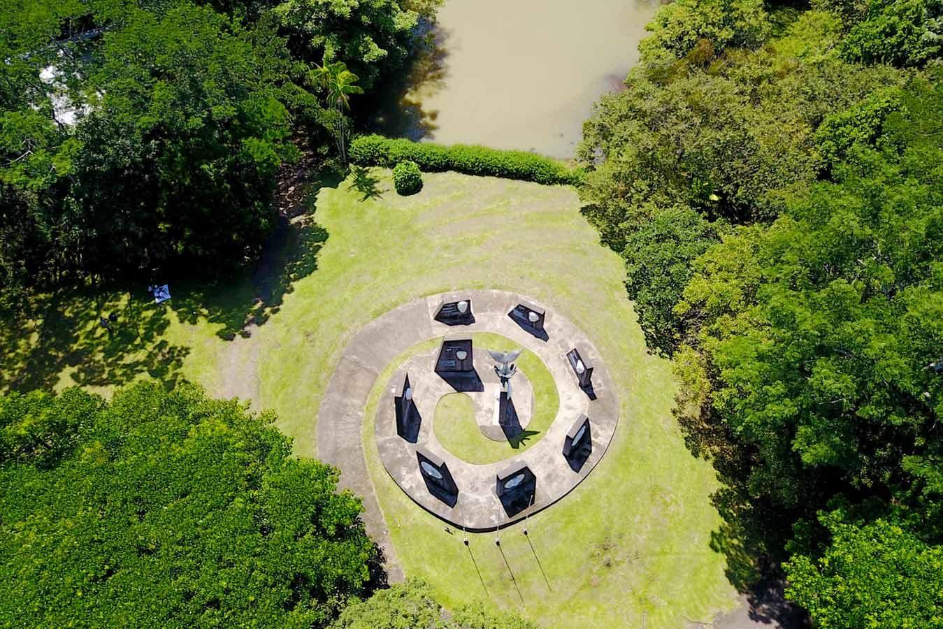 Parque Recreativo, Universidad para la Paz - Qué Buen Lugar